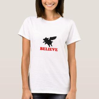 Flyggrisen - tro t shirt