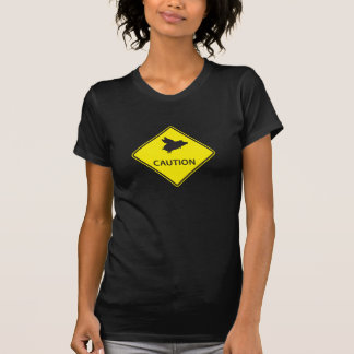 flyggrisen undertecknar skjortan t-shirt