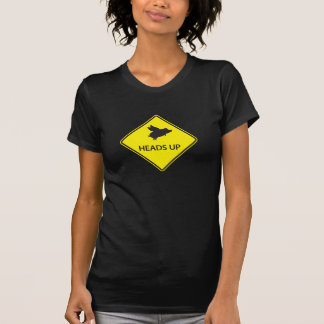 flyggrisen undertecknar skjortan t-shirts