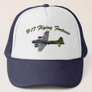 Flygplan för bombplan för fästning WWII för flyg Keps