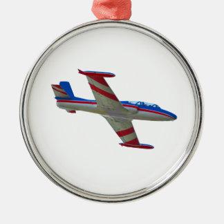 Flygplan Julgransprydnad Metall