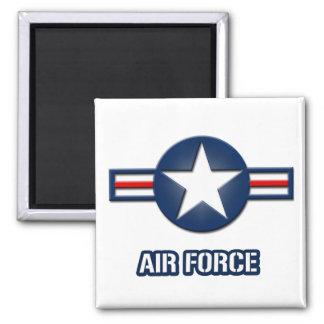 Flygvapenlogotypmagnet Magnet