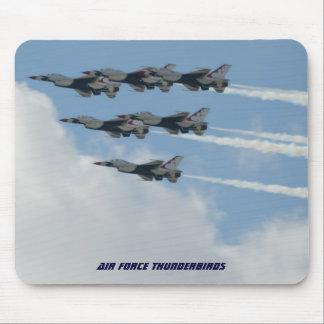 FlygvapenThunderbirds Musmatta