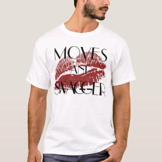 Flyttningar och swagger tshirts