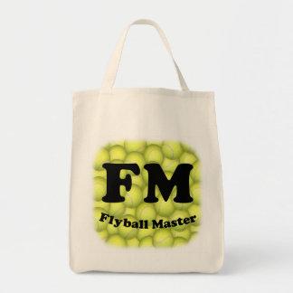 FM Flyball ledar- organisk livsmedeltoto Tygkasse