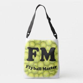 FM ledar- Flyball Axelväska