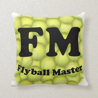 FM ledar- Flyball Kudde