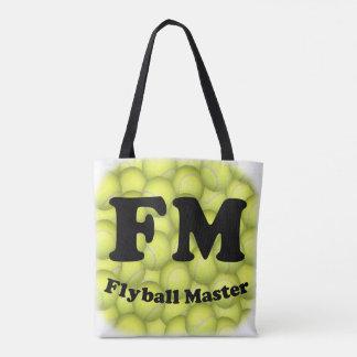 FM ledar- Flyball Tygkasse