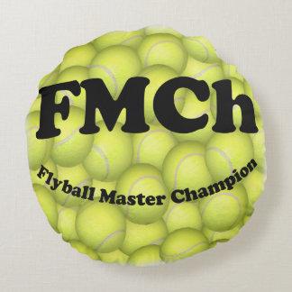 FMCh Flyball ledar- mästare 15.000 pekar Rund Kudde