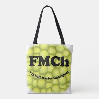 FMCh Flyball ledar- mästare 15.000 pekar Tygkasse