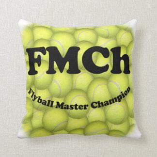 FMCh Flyball ledar- mästare Prydnadskudde