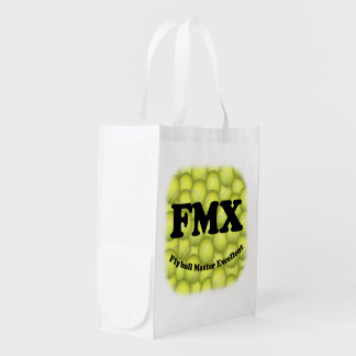 FMX Flyball ledar- utmärkt Återanvändbar Påse
