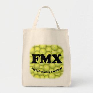 FMX Flyball ledar- utmärkt organisk livsmedeltoto Tygkasse
