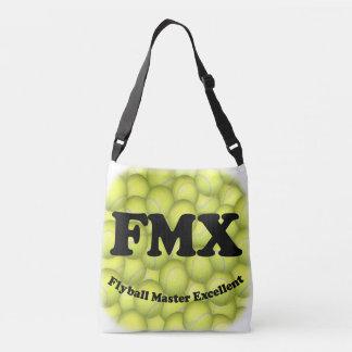 FMX Flyball ledar- utmärkta 10.000 pekar Axelväska