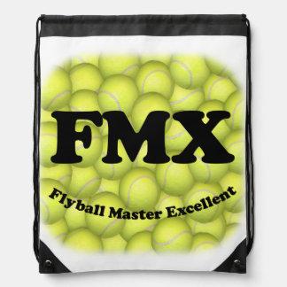 FMX Flyball ledar- utmärkta 10.000 pekar Gympapåse