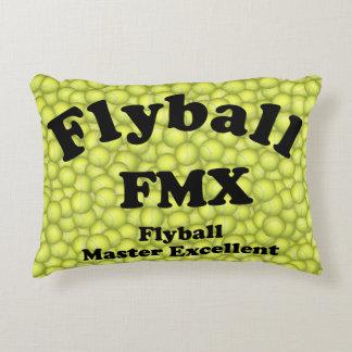 FMX Flyball ledar- utmärkta 10.000 pekar Prydnadskudde