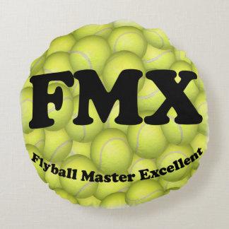 FMX Flyball ledar- utmärkta 10.000 pekar Rund Kudde