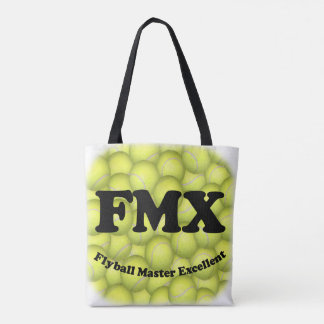 FMX Flyball ledar- utmärkta 10.000 pekar Tygkasse
