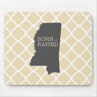 Födda och lyftta Mississippi Musmatta
