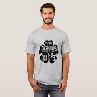 Födda Yorkshire! Yorkshire födde upp! Tee Shirts