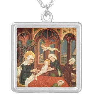 Födelse av Mary Skräddarsydda Halsband