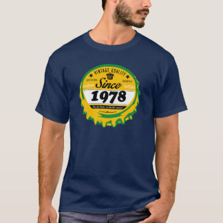 FödelseårsT-tröja - 1978 T Shirt