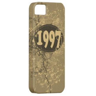 Födelsedag för vintage 1997 och efter iPhone 5 skydd