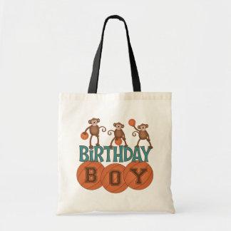Födelsedagbasketpojke Tote Bag