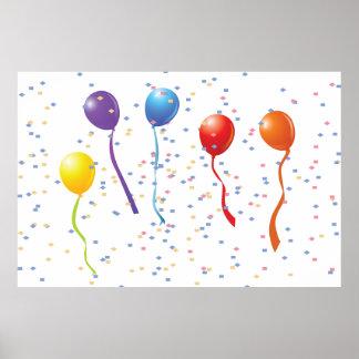 Födelsedagfirande 1 poster