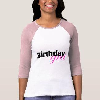 Födelsedagflicka (2) t-shirts