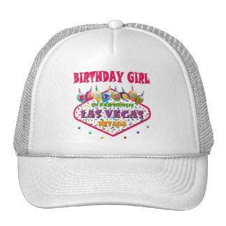 FÖDELSEDAGFLICKALas Vegas HATT Keps