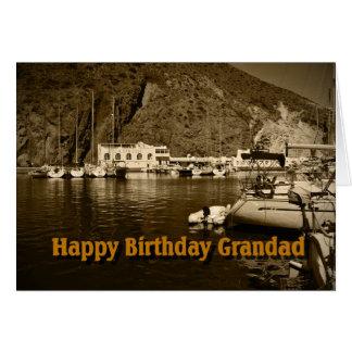 Födelsedagkort - Grandad Hälsningskort