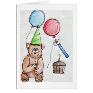 Födelsedagkort Hälsningskort