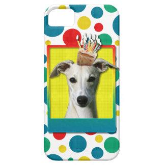 Födelsedagmuffin - Whippet iPhone 5 Case-Mate Fodral