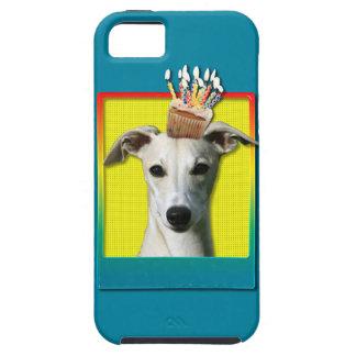 Födelsedagmuffin - Whippet iPhone 5 Case-Mate Skydd
