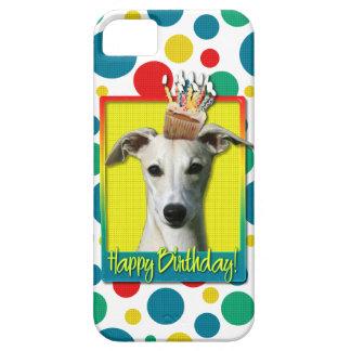 Födelsedagmuffin - Whippet iPhone 5 Fodral