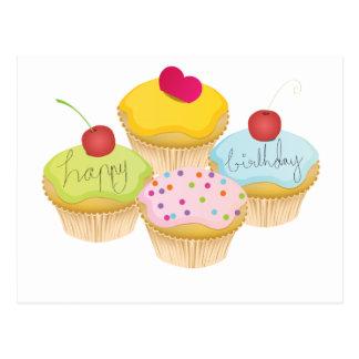 Födelsedagmuffins