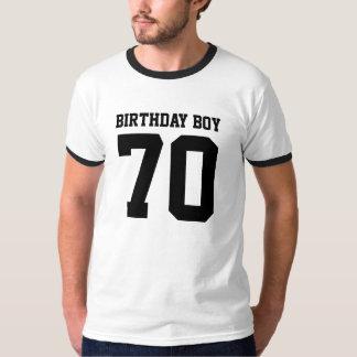 Födelsedagpojke 70 t-shirt
