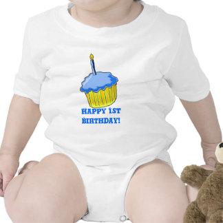 Födelsedagpojkekonst Sparkdräkt