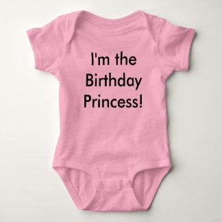 FödelsedagPrincess (den 1st födelsedagen) Tröja