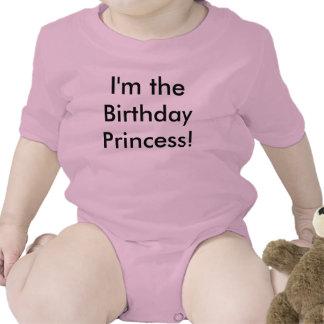 FödelsedagPrincess (den 1st födelsedagen) Body