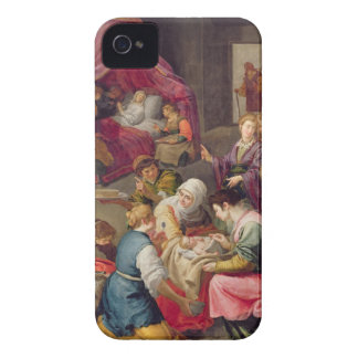 Födelsen av oskulden, 1640 (olja på kanfas) iPhone 4 cases
