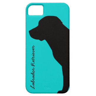 Fodral 5/5S för iPhone för Labrador Retriever iPhone 5 Case-Mate Fodral
