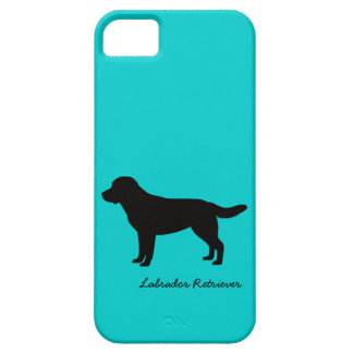 Fodral 5/5S för iPhone för Labrador Retriever iPhone 5 Cover