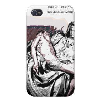 Fodral för Agnus Dei iPhone 4 iPhone 4 Skydd