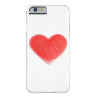 Fodral för älsklingiPhone 6 knappt där (lodrät) Barely There iPhone 6 Fodral