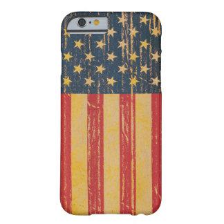 Fodral för amerikanska flagganiPhone 6 Barely There iPhone 6 Fodral