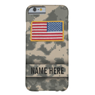 Fodral för arméstilkamouflage barely there iPhone 6 skal