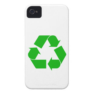 Fodral för återvinnaiPhone 4 iPhone 4 Case-Mate Cases