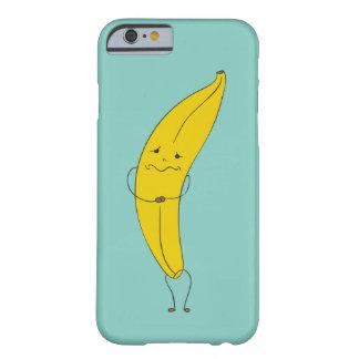 Fodral för banan för ledsen för Dressmyphone Barely There iPhone 6 Skal